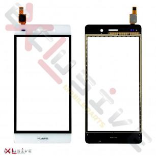 Сенсор (тачскрин) Huawei P8 Lite 2016 (ALE-L02, L04 ALE-L21, L23 ALE-UL00, TL00), White