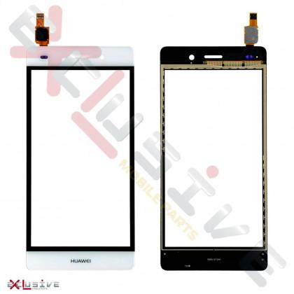 Сенсор (тачскрин) Huawei P8 Lite 2016 (ALE-L02, L04 ALE-L21, L23 ALE-UL00, TL00), White - ukr-mobil.com