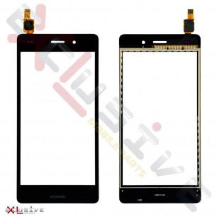 Сенсор (тачскрин) Huawei P8 Lite 2016 (ALE-L02, L04 ALE-L21, L23 ALE-UL00, TL00), Black