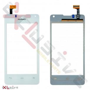 Сенсор (тачскрин) Huawei Ascend Y300 U8833, Ascend Y300D, White
