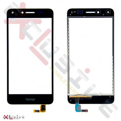 Сенсор (тачскрин) Huawei Honor 5, Honor Play 5, Y5 II (CUN-U29, CUN-L21), Black - ukr-mobil.com