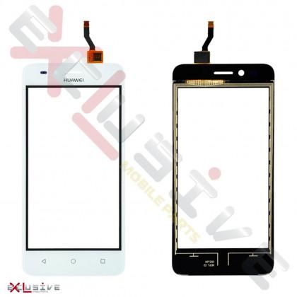 Сенсор (тачскрин) Huawei Y3 II (3G version) (LUA-U03, LUA-U22, LUA-U23), White - ukr-mobil.com