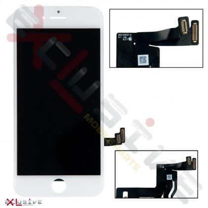 Дисплей Apple iPhone 7, с тачскрином, Original PRC, White, фото № 1 - ukr-mobil.com