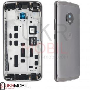 Задняя крышка Motorola XT1685 Moto G5 Plus, Gray