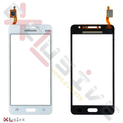 Сенсор (тачскрин) Samsung G532 Galaxy J2 Prime, White - ukr-mobil.com