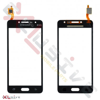 Сенсор (тачскрин) Samsung G532 Galaxy J2 Prime, Black - ukr-mobil.com