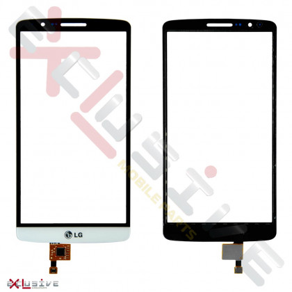 Сенсор (тачскрин) LG D855 G3, White - ukr-mobil.com