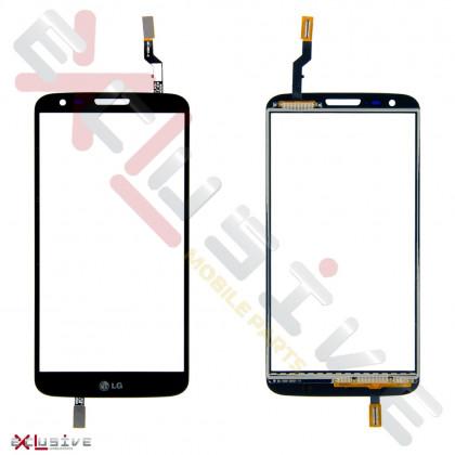 Сенсор (тачскрин) LG D800 Optimus G2, D801 Optimus G2, D803 Optimus G2, Black - ukr-mobil.com