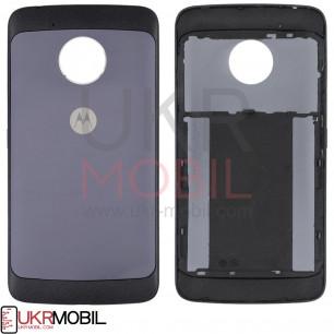 Задняя крышка Motorola XT1676 Moto G5, Gray