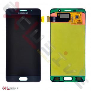 Дисплей Samsung A510 Galaxy A5 2016, с тачскрином, OLED, Black