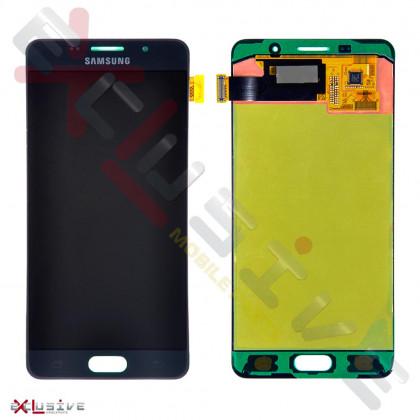Дисплей Samsung A510 Galaxy A5 2016, с тачскрином, OLED, Black - ukr-mobil.com