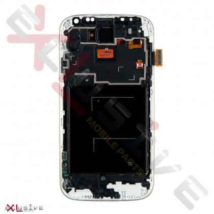 Дисплей Samsung I9500 / I9505 Galaxy S4 с тачскрином, универсальной рамкой White TFT, фото № 2 - ukr-mobil.com