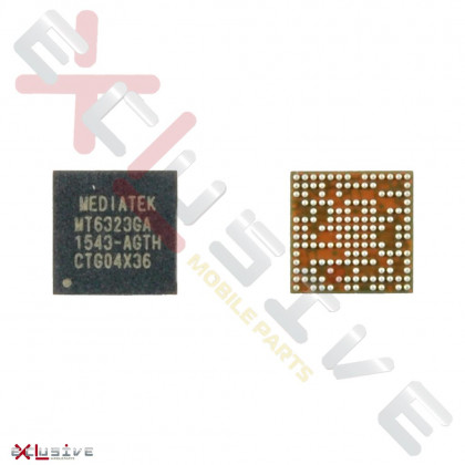 Микросхема управления питанием MT6323GA Fly IQ4410i | IQ4415 | IQ4416 | IQ4403 | IQ4404 | IQ456 | Lenovo A319 | A328 | A5000 - ukr-mobil.com