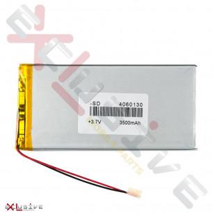 Аккумулятор для планшета 4.0*60*130мм / 3500 mAh