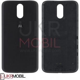 Задняя крышка Motorola XT1641 Moto G4 Plus, XT1642 Moto G4 Plus, XT1644 Moto G4 Plus, Black