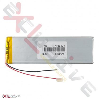 Аккумулятор для планшета 3.2*48*145мм / 3800 mAh, фото № 1 - ukr-mobil.com