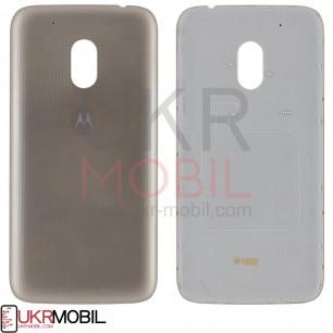 Задняя крышка Motorola XT1620 Moto G4, XT1621 Moto G4, XT1622 Moto G4, XT1624 Moto G4, XT1625 Moto G4, XT1626 Moto G4, Gold