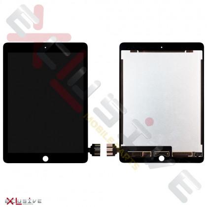 Дисплей Apple iPad Pro 9.7 (A1673, A1674, A1675), с тачскрином, Original PRC, Black - ukr-mobil.com