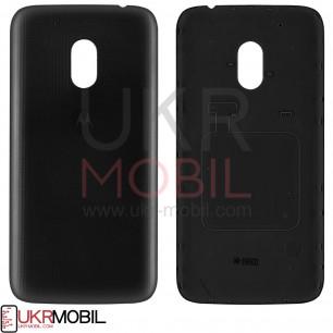 Задняя крышка Motorola XT1620 Moto G4, XT1621 Moto G4, XT1622 Moto G4, XT1624 Moto G4, XT1625 Moto G4, XT1626 Moto G4, Black