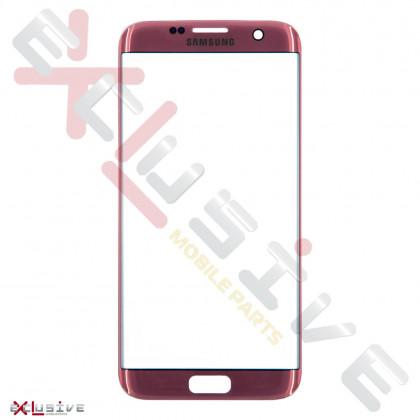 Стекло дисплея Samsung G935 Galaxy S7 Edge, Pink Gold, Original, фото № 1 - ukr-mobil.com