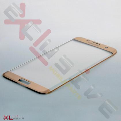 Стекло дисплея Samsung G935 Galaxy S7 Edge, Original, Gold, фото № 2 - ukr-mobil.com