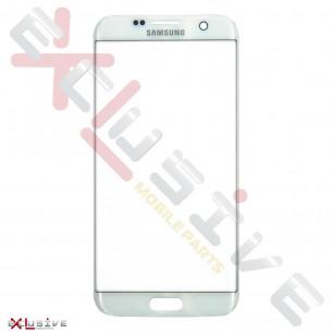 Стекло дисплея Samsung G935 Galaxy S7 Edge, Original, White