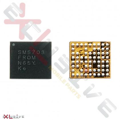 Микросхема управления зарядкой SM5703 Samsung J500 Galaxy J5, J700 Galaxy J7 - ukr-mobil.com