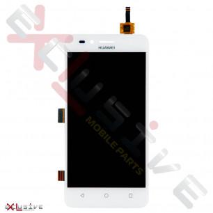 Дисплей Huawei Y3 II (4G, LTE version) (LUA-L21), с тачскрином White