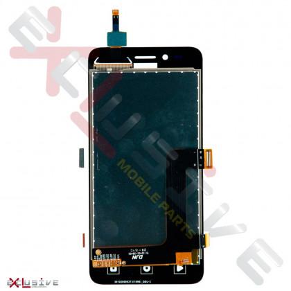 Дисплей Huawei Y3 II (4G, LTE version) (LUA-L21), с тачскрином Black, фото № 2 - ukr-mobil.com