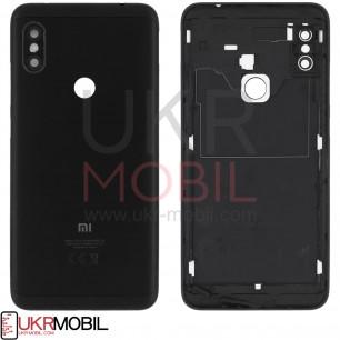 Задняя крышка Xiaomi Redmi Note 6 Pro, Black