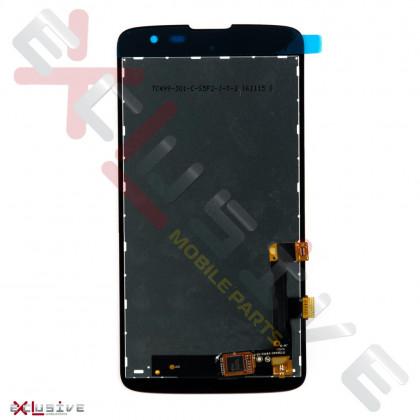 Дисплей LG K7 X210, K7 X210DS, с тачскрином, Original PRC, Black, фото № 2 - ukr-mobil.com