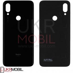 Задняя крышка Xiaomi Redmi 7, Original PRC, Black
