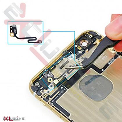 Шлейф Apple iPhone 6 Plus, Wi-Fi антенна, с компонентами, фото № 2 - ukr-mobil.com