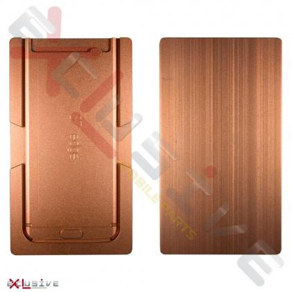 Позиционная форма дисплея Samsung Galaxy S7 Edge G935 (алюминиевый) - ukr-mobil.com