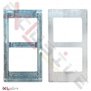 Позиционная форма дисплея при склейке Sony Xperia Z2 D6502 (алюминиевый)
