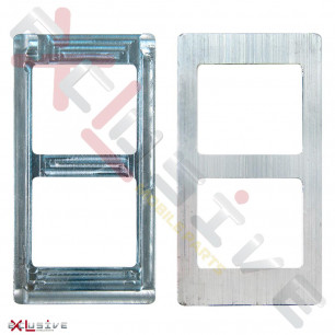 Позиционная форма дисплея при склейке Sony Xperia Z1 C6902 (алюминиевый)