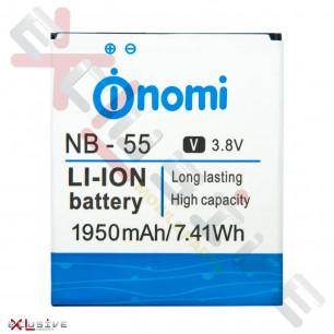 Акумулятор Nomi I505 NB-55 (1950mAh)
