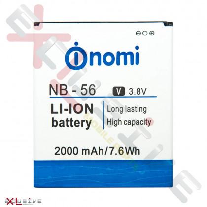 Акумулятор Nomi I503 NB-56 (2000mAh), фото № 1 - ukr-mobil.com