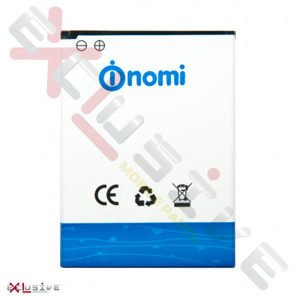 Акумулятор Nomi I504 NB-54 (2000mAh), фото № 3 - ukr-mobil.com