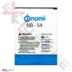 Акумулятор Nomi I504 NB-54 (2000mAh)