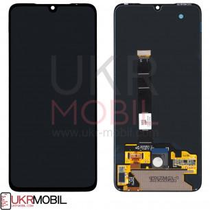 Дисплей Xiaomi Mi 9, с тачскрином, Original, Black