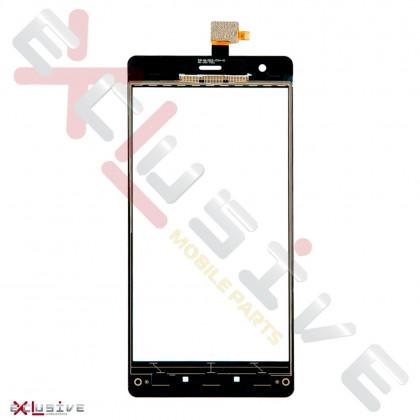 Сенсор (тачскрин) Nomi I506 Black Original, фото № 2 - ukr-mobil.com