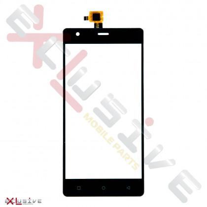 Сенсор (тачскрин) Nomi I506 Black Original, фото № 1 - ukr-mobil.com