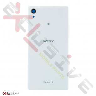 Корпус Sony E2312 Xperia M4 Aqua Dual White (задняя крышка)