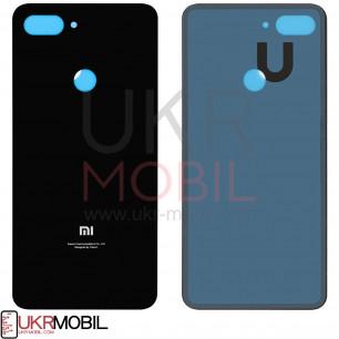 Задняя крышка Xiaomi Mi 8 Lite, Black