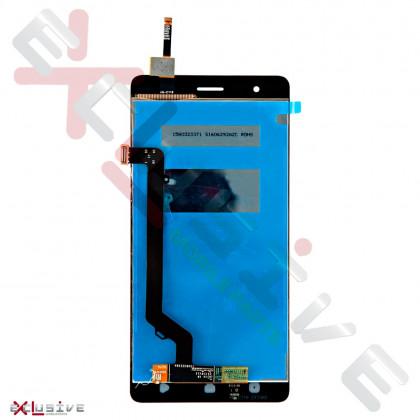 Дисплей Lenovo A7020 Vibe K5 Note, с тачскрином, Black, фото № 2 - ukr-mobil.com
