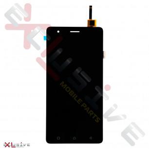 Дисплей Lenovo A7020 Vibe K5 Note, с тачскрином, Black