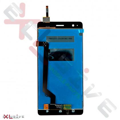 Дисплей Lenovo A7020 Vibe K5 Note, с тачскрином, White, фото № 2 - ukr-mobil.com