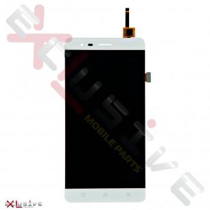 Дисплей Lenovo A7020 Vibe K5 Note, с тачскрином, White