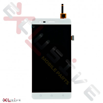 Дисплей Lenovo A7020 Vibe K5 Note, с тачскрином, White, фото № 1 - ukr-mobil.com